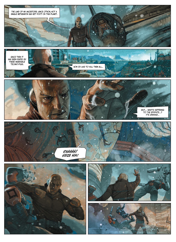 The Metabaron #1 #6 - English 34