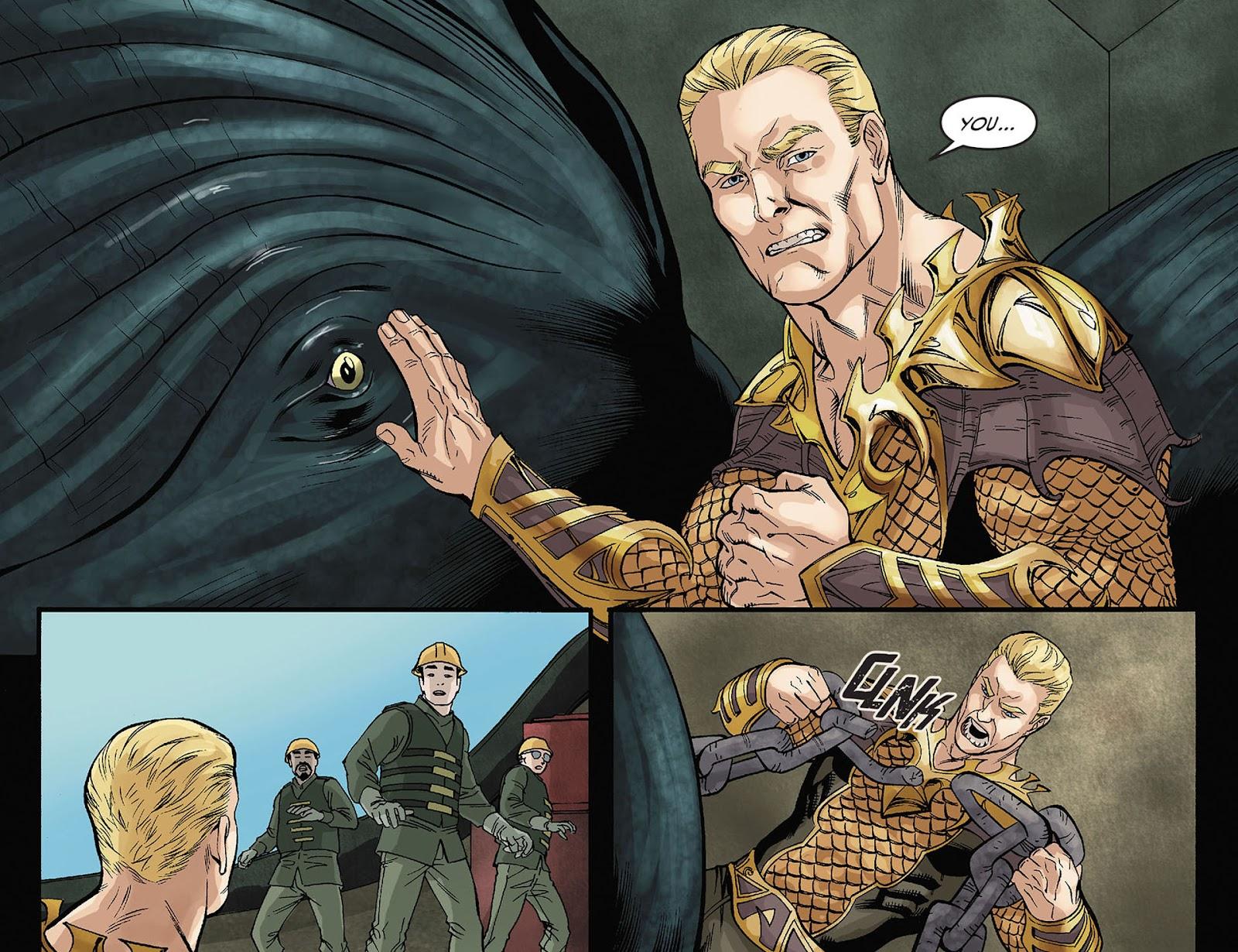 Injustice: Gods Among Us [I] Issue #10 #11 - English 13