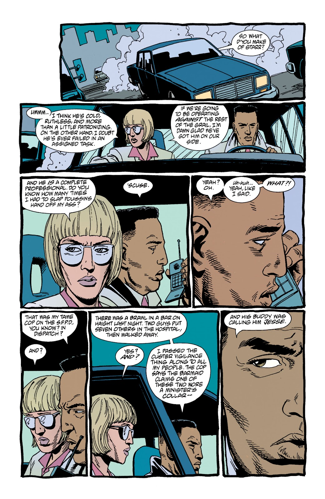 Preacher Issue #14 #23 - English 24