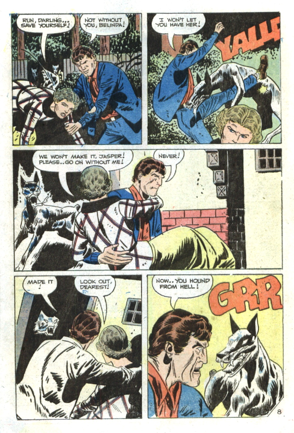 Read online Scary Tales comic -  Issue #36 - 21