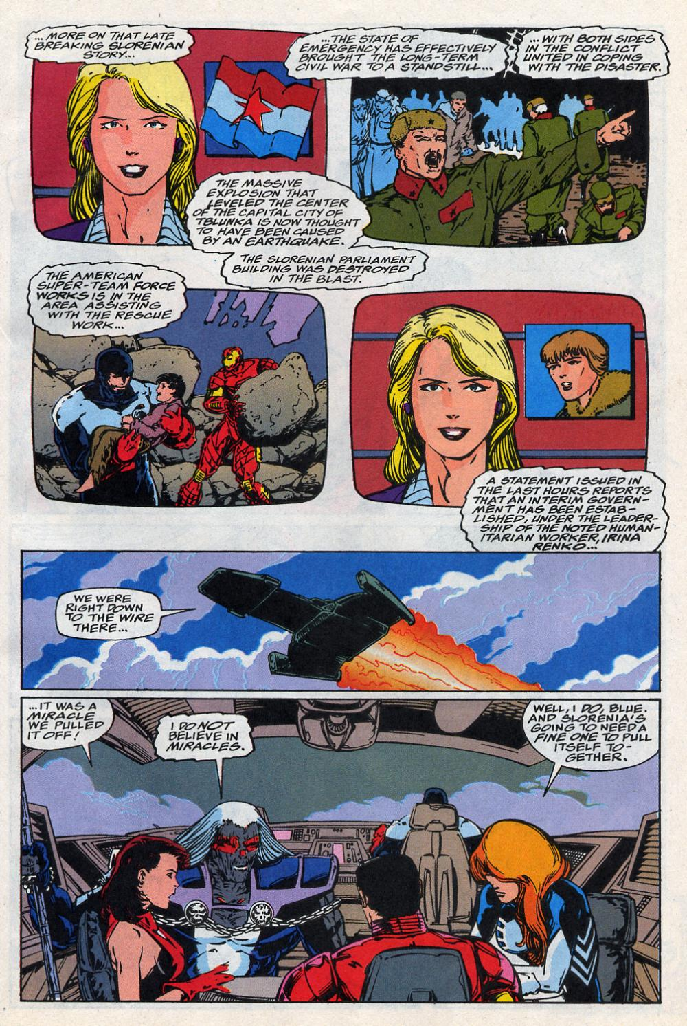 Force Works Issue #12 #12 - English 22