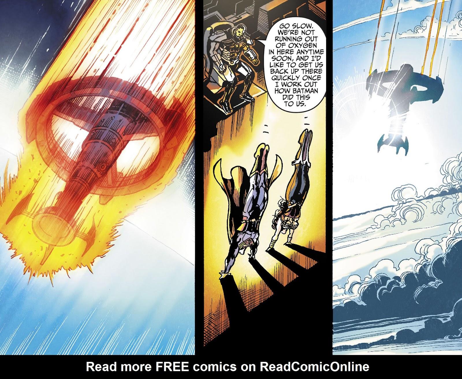 Injustice: Gods Among Us [I] Issue #28 #29 - English 19