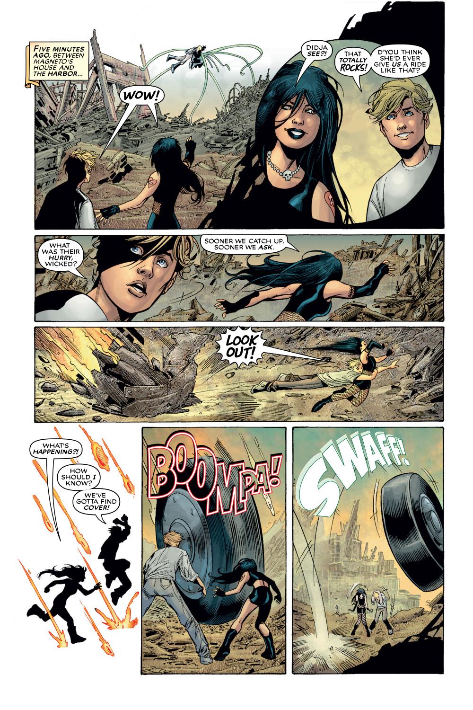 Excalibur (2004) Issue #3 #3 - English 22