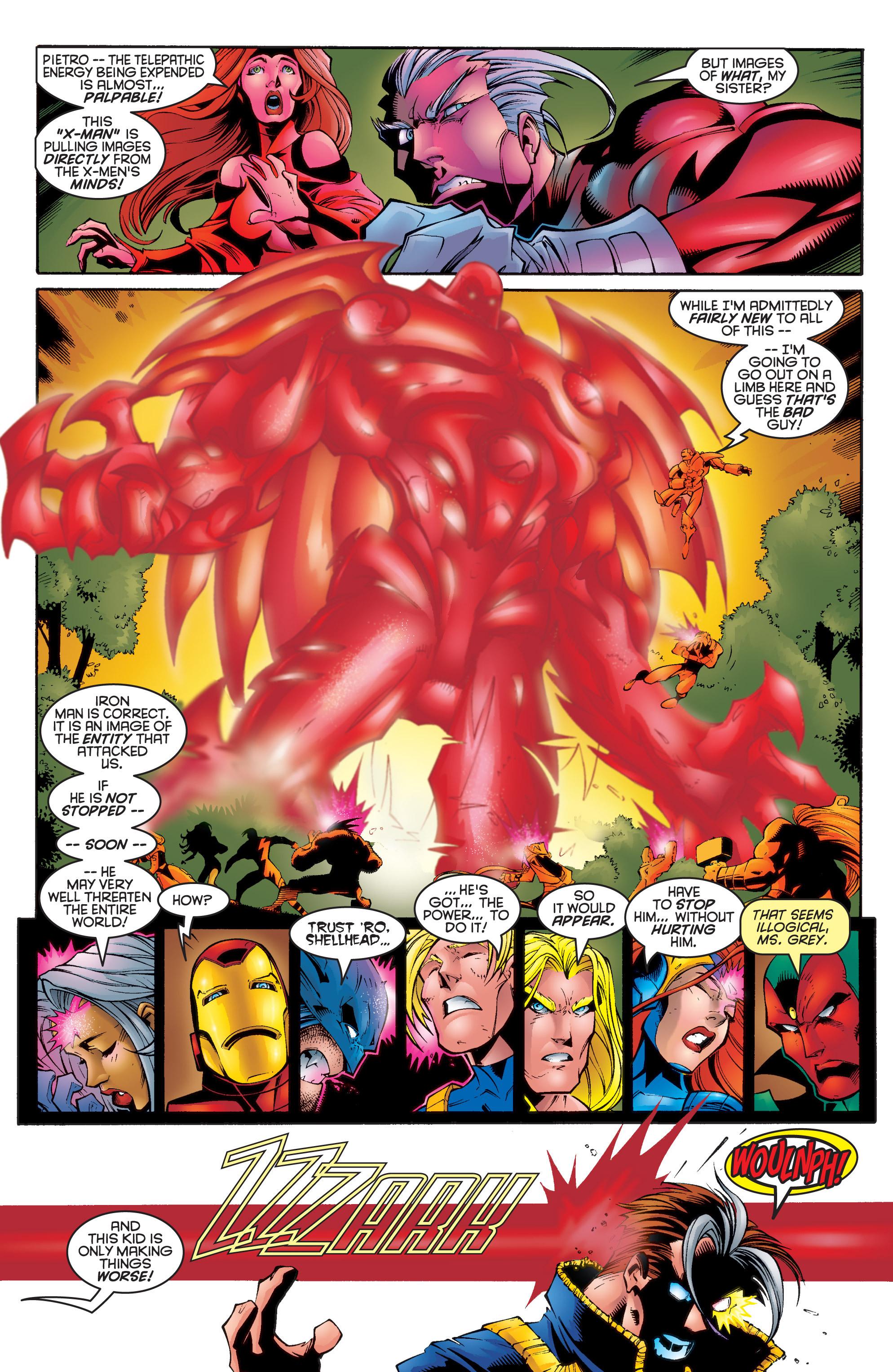 Uncanny X-Men (1963) 335 Page 10