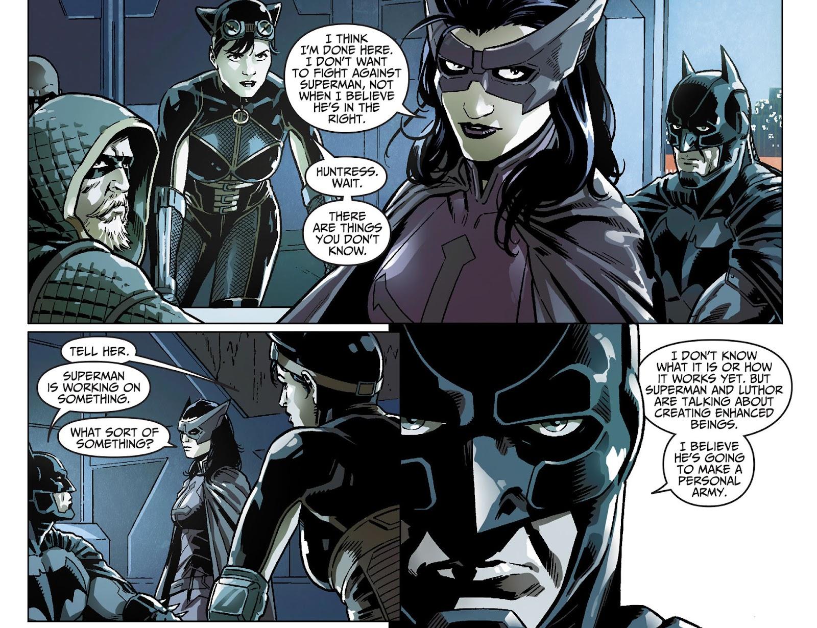 Injustice: Gods Among Us [I] Issue #25 #26 - English 11