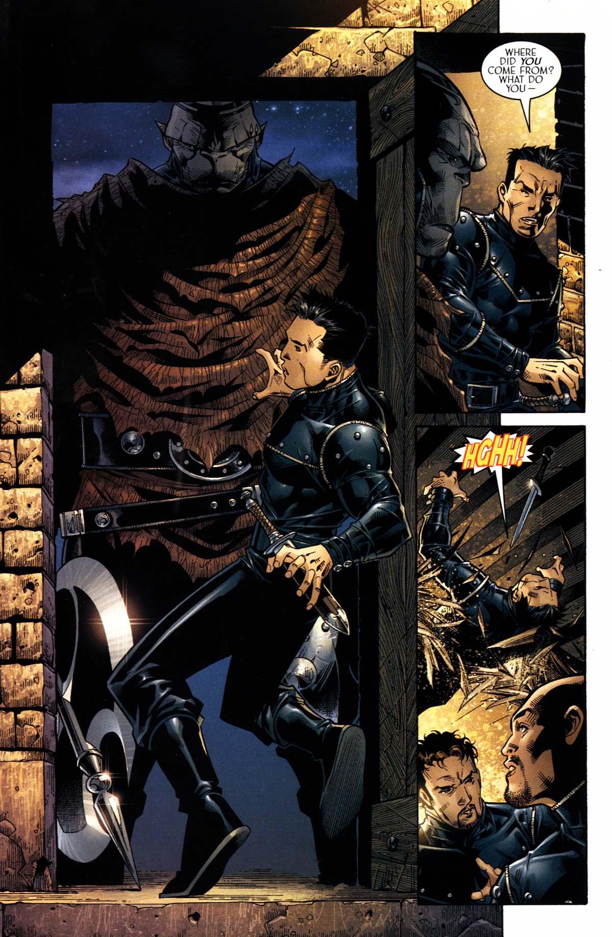 Read online Scion comic -  Issue #23 - 10