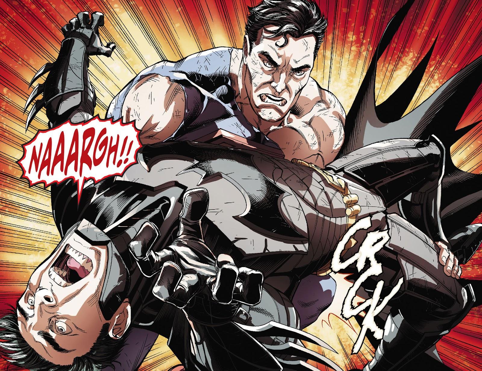 Injustice: Gods Among Us [I] Issue #36 #37 - English 3