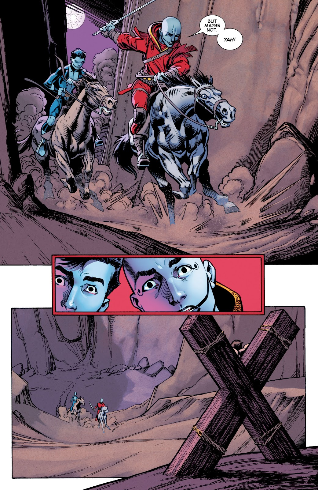 All-New X-Men (2016) Issue #11 #13 - English 8