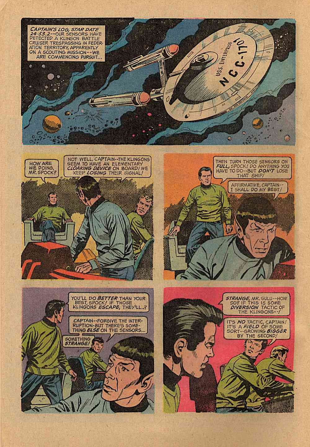 Star Trek (1967) Issue #15 #15 - English 3