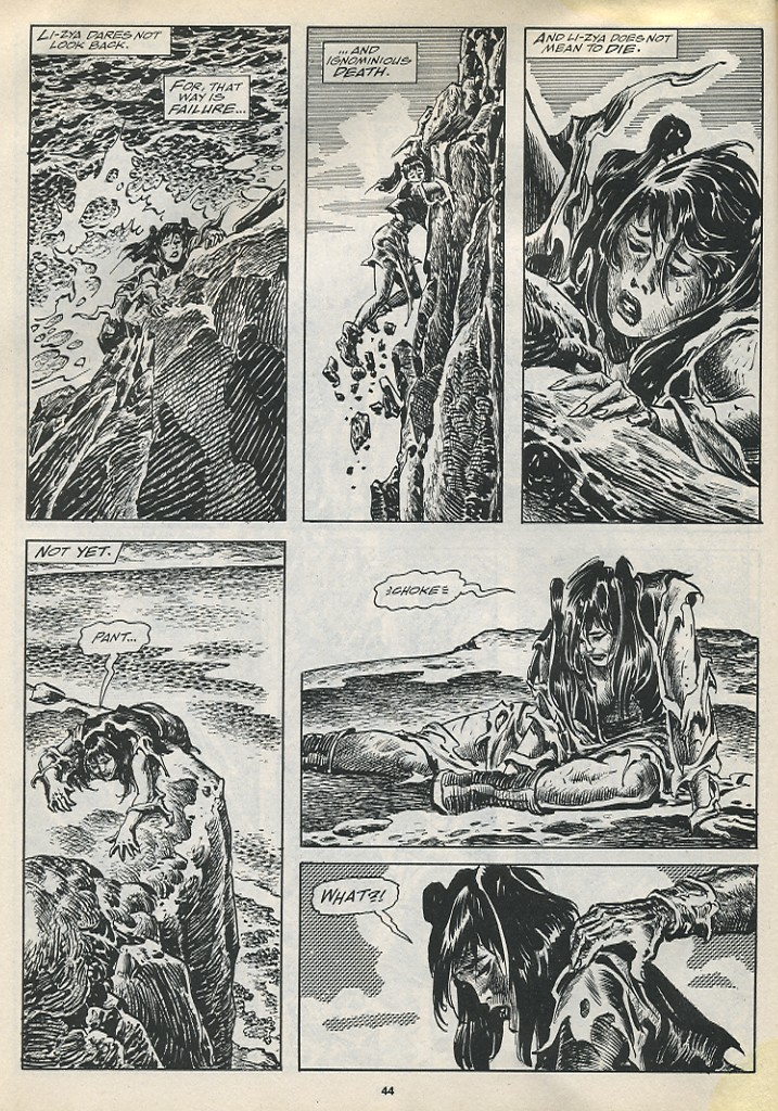 The Savage Sword Of Conan Issue #194 #195 - English 46