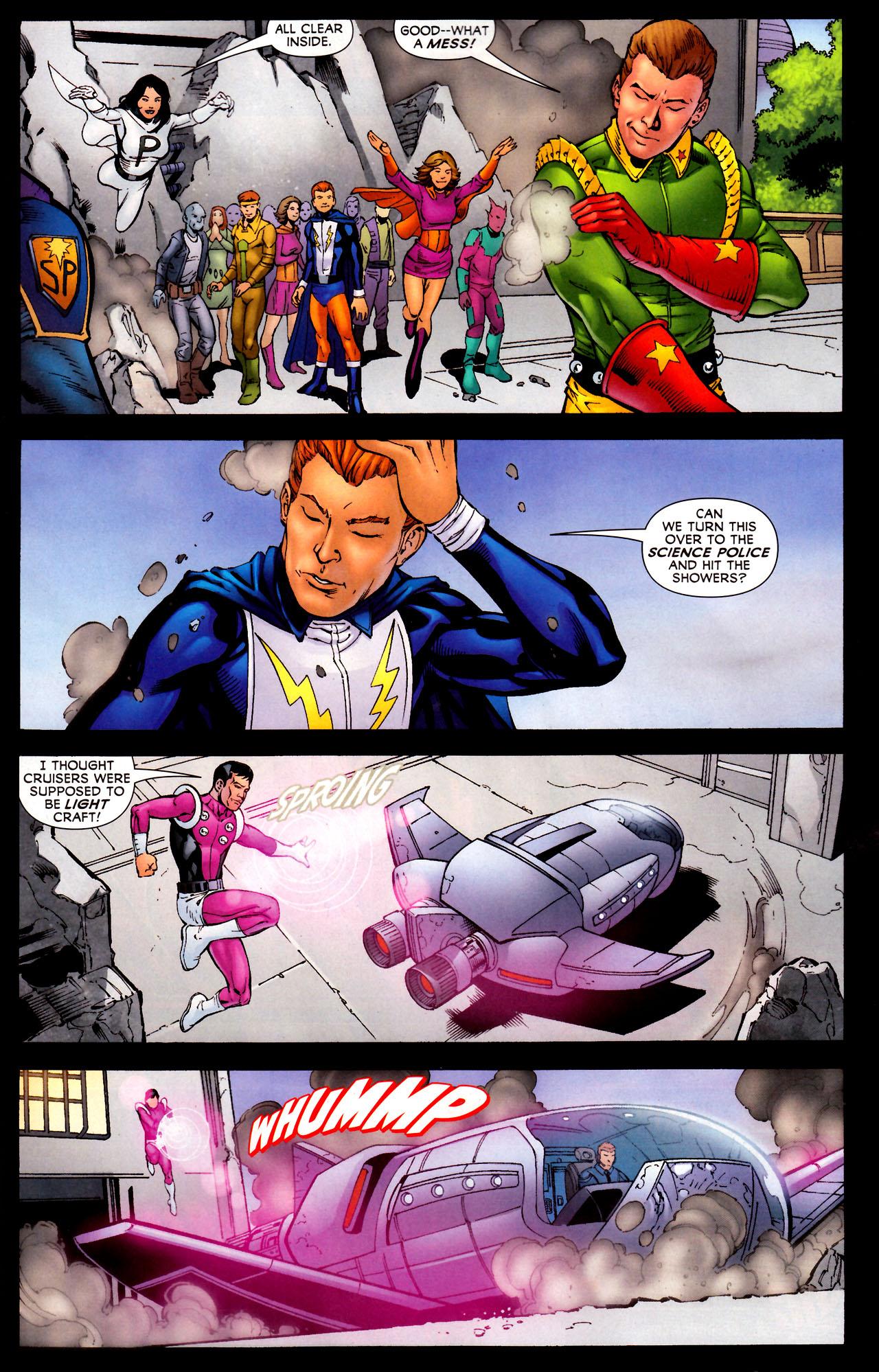 Read online Adventure Comics (2009) comic -  Issue #12 - 10