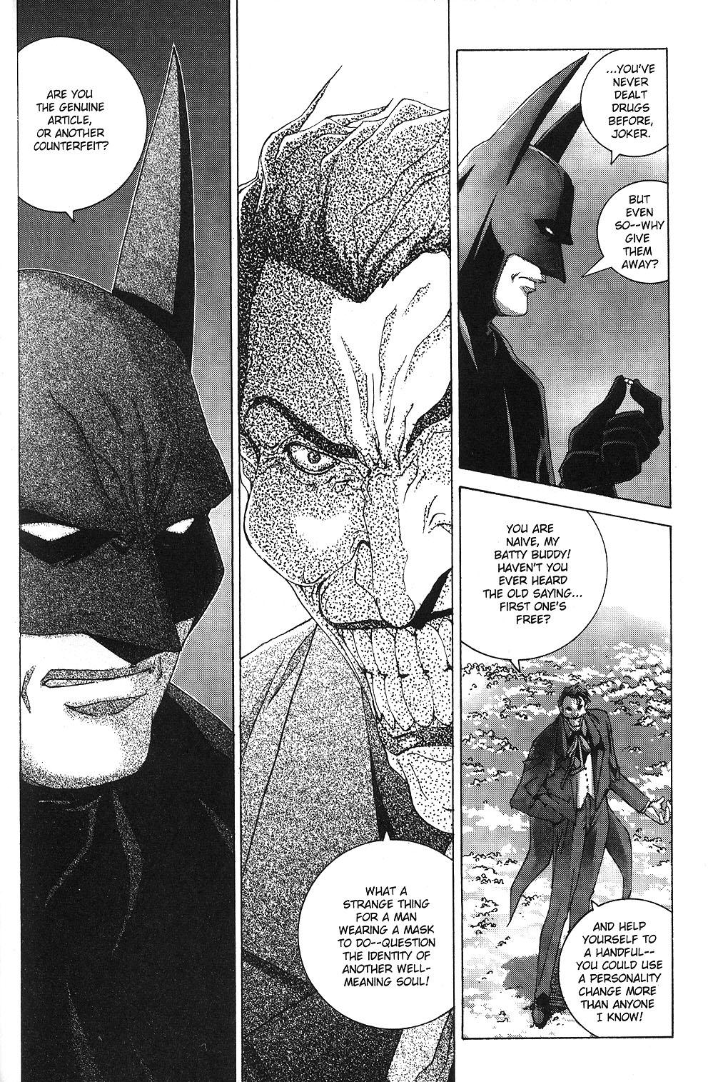 Read online Batman: Child of Dreams comic -  Issue # Full - 78