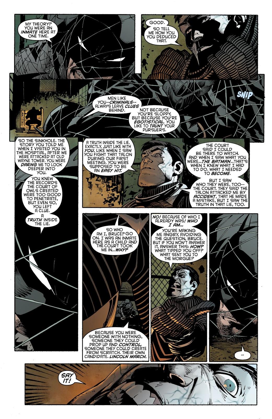 Batman (2011) Issue #10 #25 - English 19