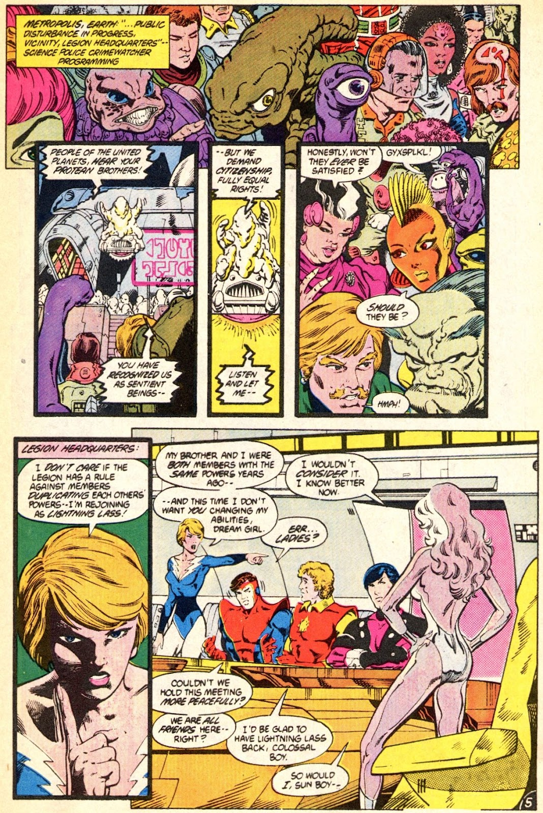 Tales of the Legion Issue #332 #19 - English 6