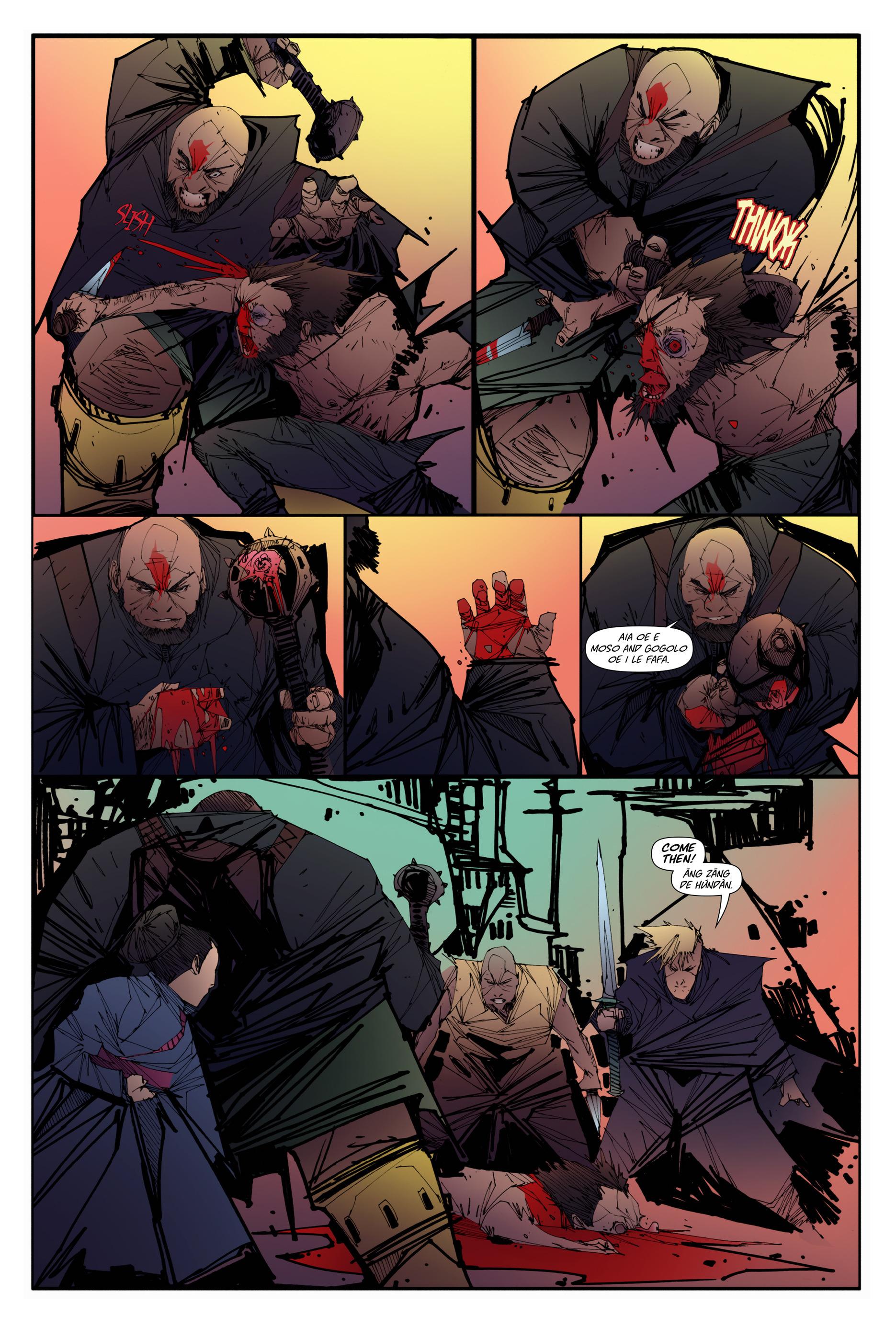 Read online Scrimshaw comic -  Issue #3 - 9