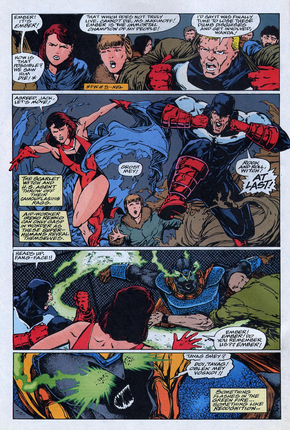 Force Works Issue #12 #12 - English 3