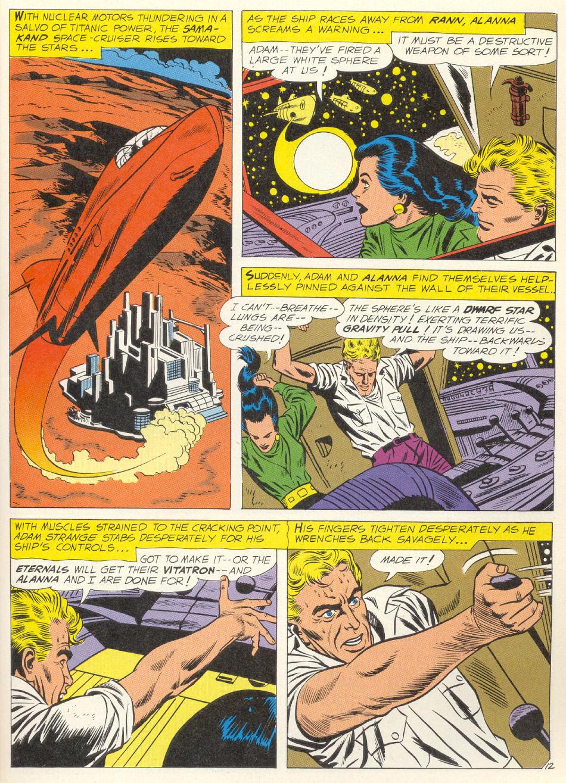 Read online Secret Origins (1961) comic -  Issue # Full - 26