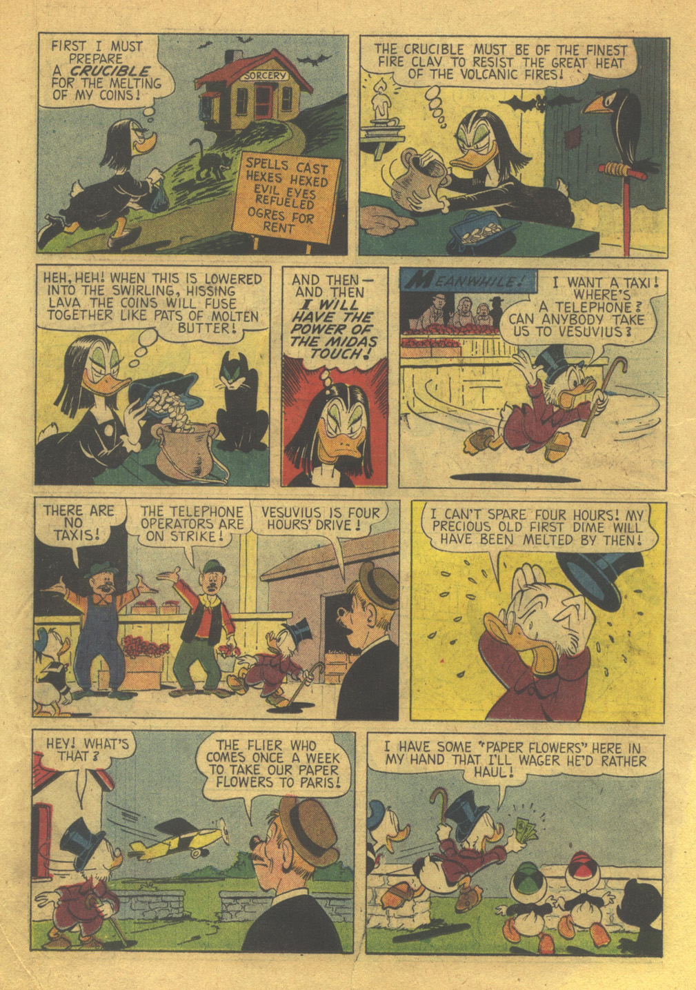 Uncle Scrooge (1953) Issue #36 #36 - English 14