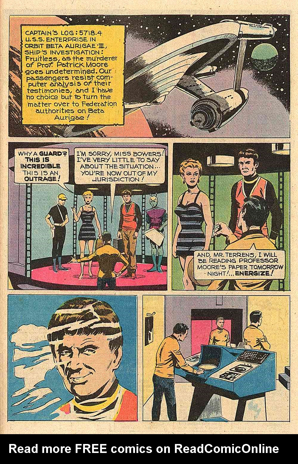 Star Trek (1967) #48 #48 - English 21