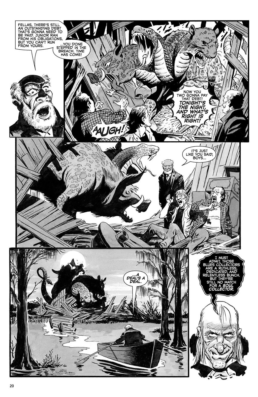 Creepy (2009) Issue #1 #1 - English 22