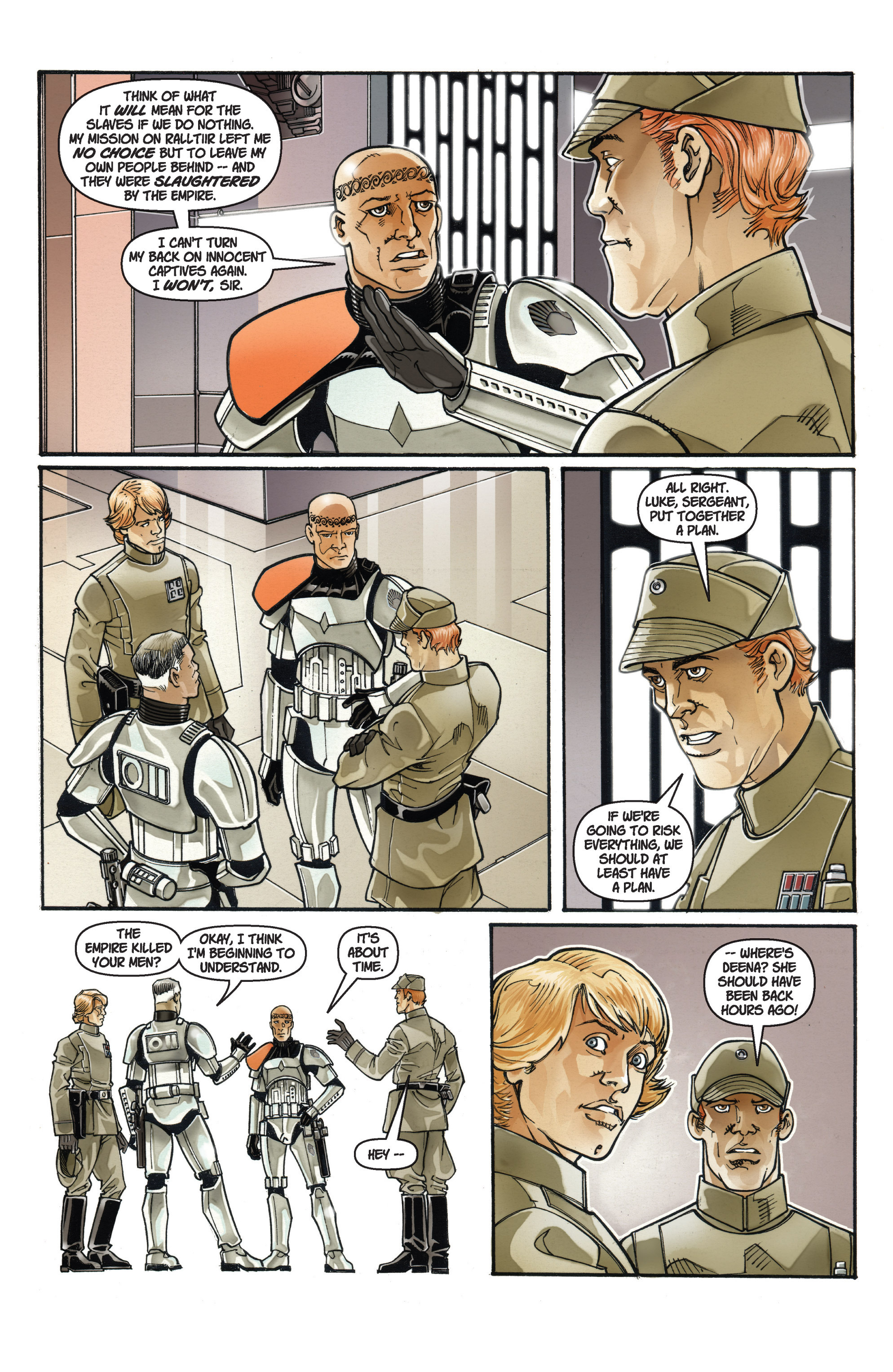 Read online Star Wars: Empire comic -  Issue #38 - 15