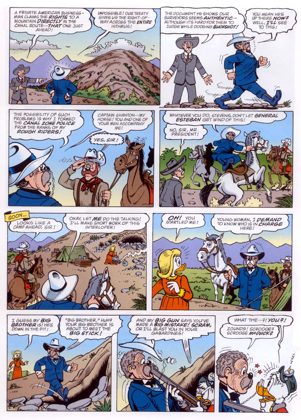 Uncle Scrooge (1953) Issue #332 #332 - English 6
