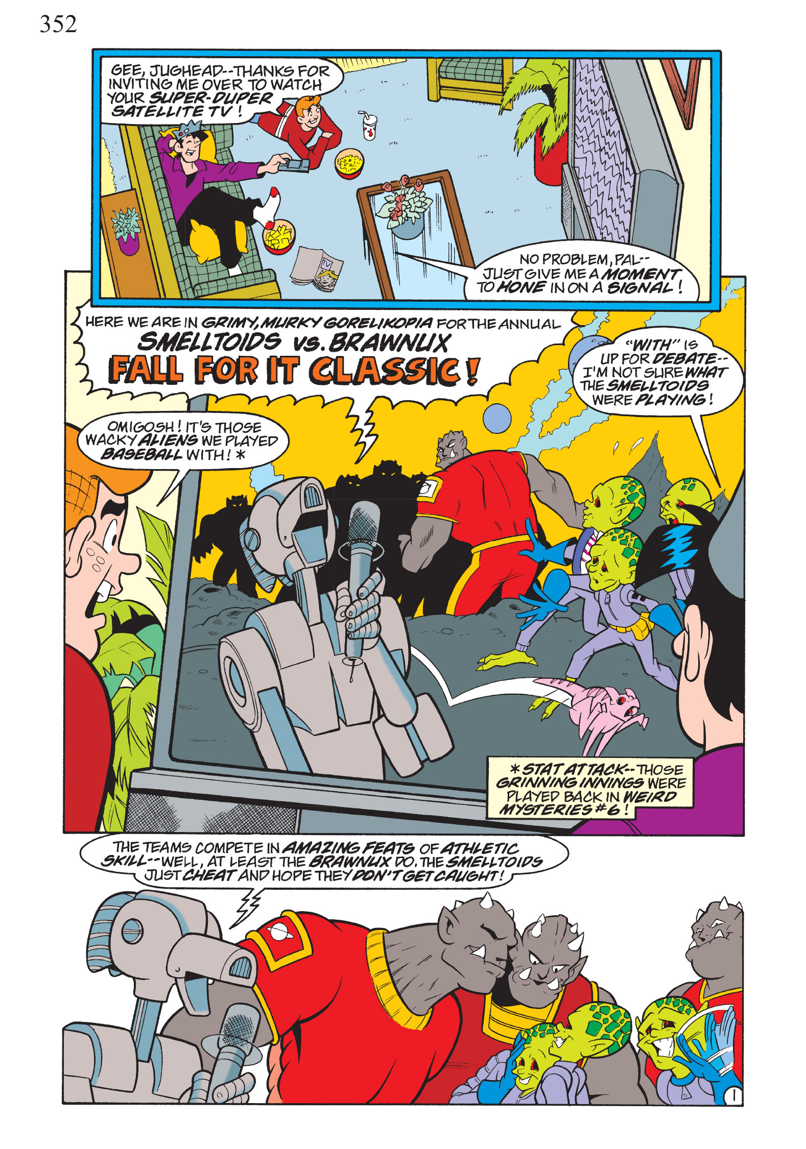 Read online The Best of Archie Comics comic -  Issue # TPB 1 (Part 2) - 122