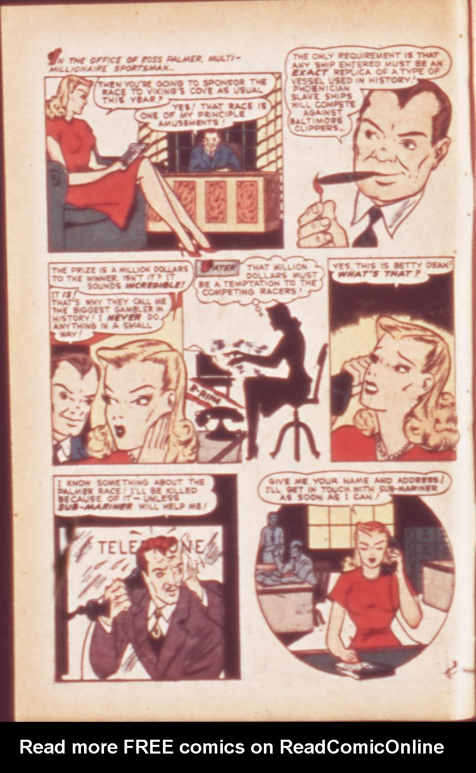 Sub-Mariner Comics #24 #24 - English 4