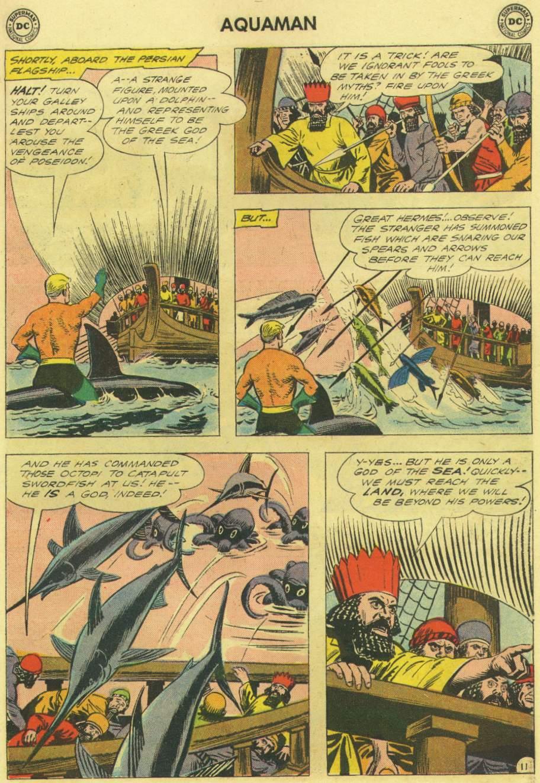 Aquaman (1962) Issue #3 #3 - English 15