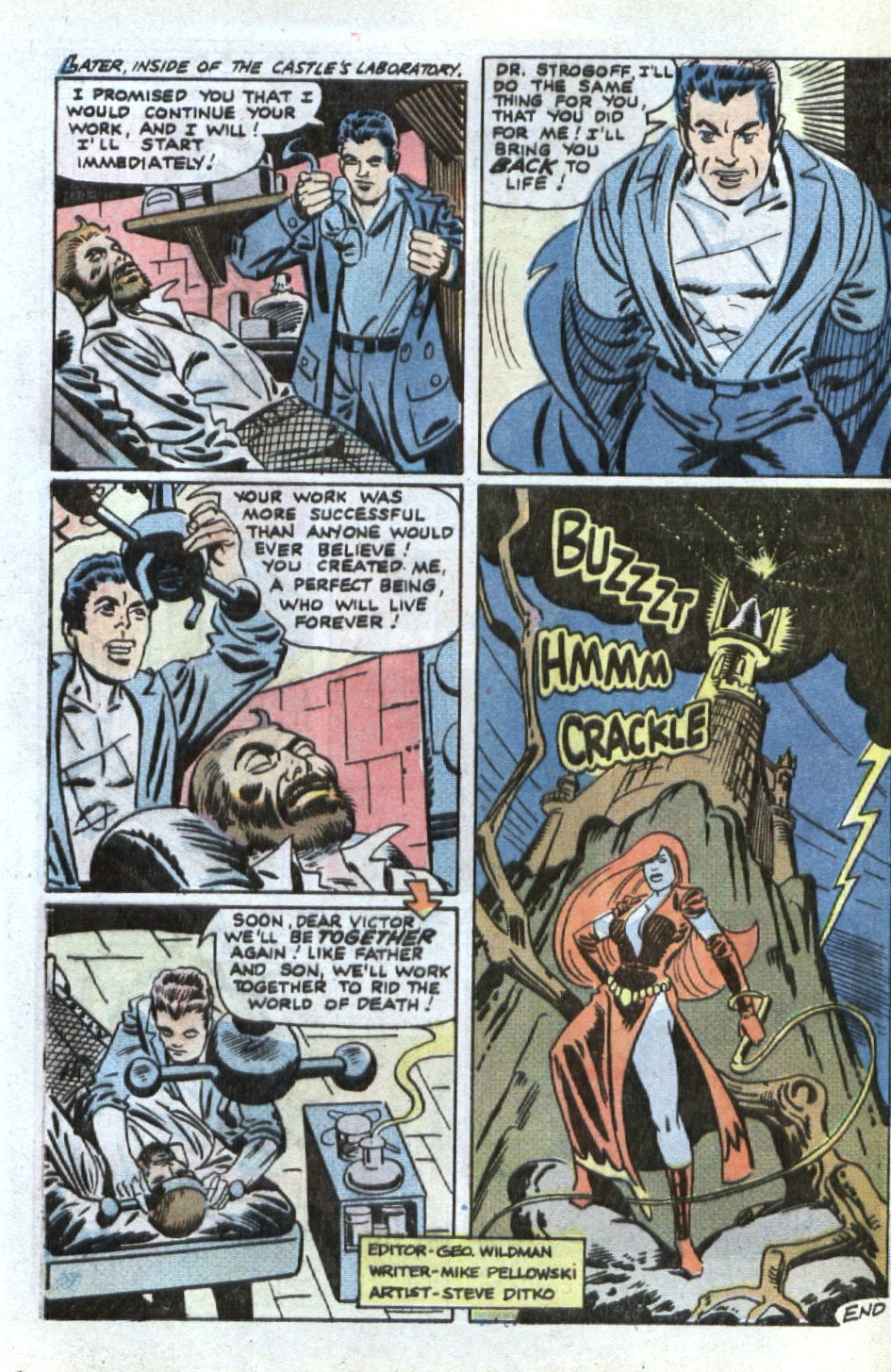 Read online Scary Tales comic -  Issue #21 - 12