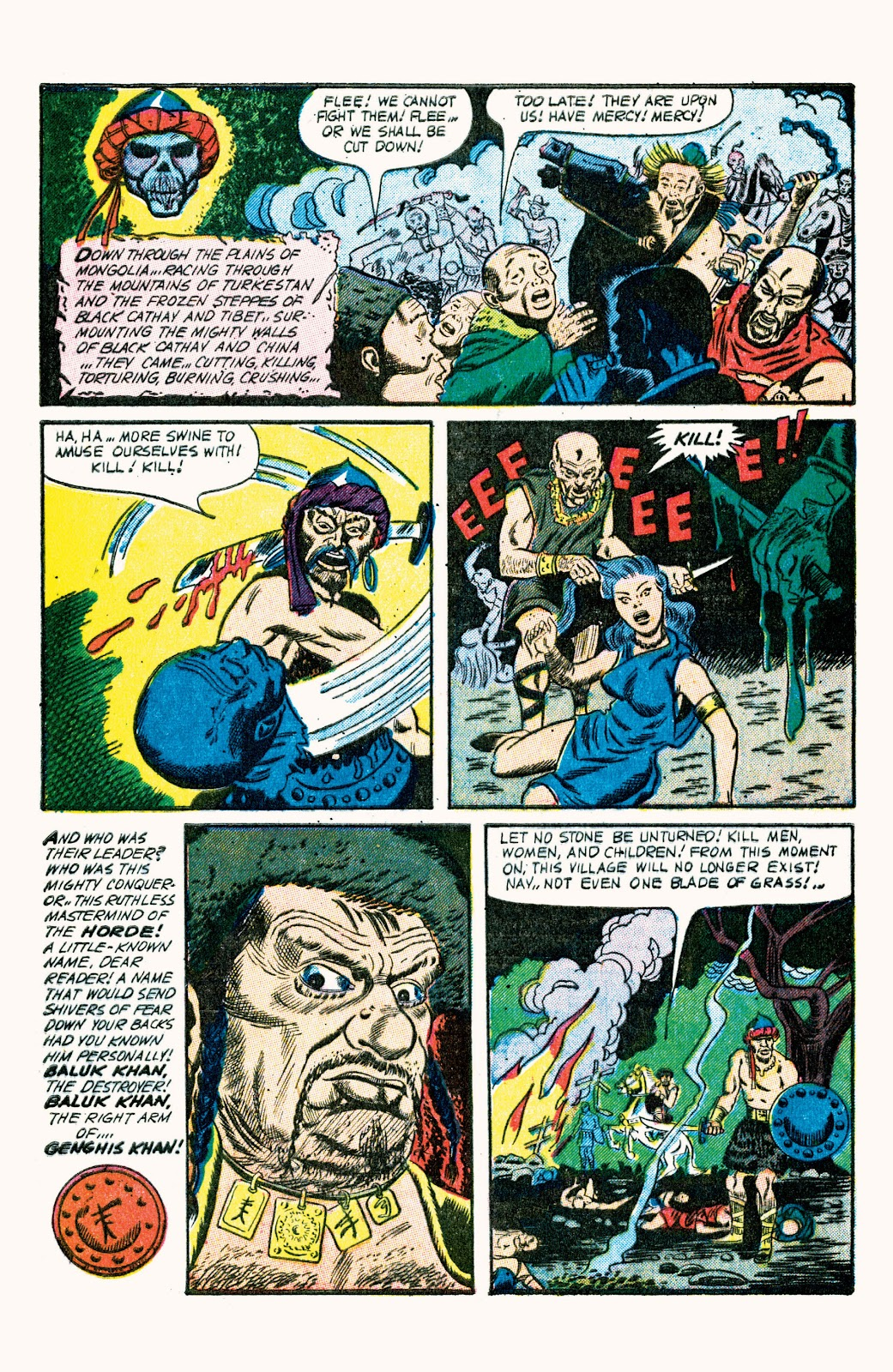 Haunted Horror Issue #6 #6 - English 5