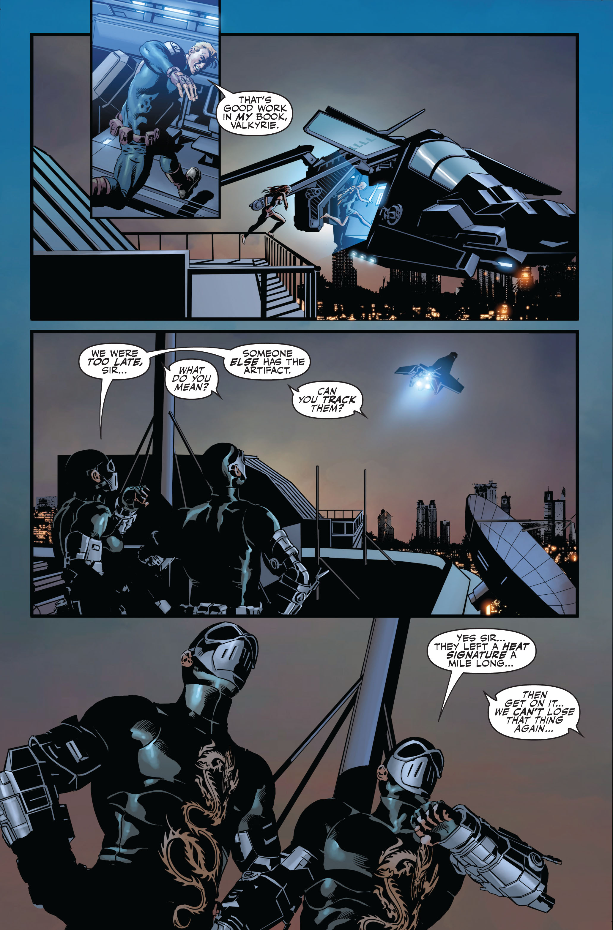 Read online Secret Avengers (2010) comic -  Issue #1 - 8