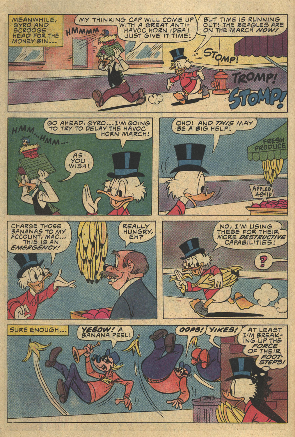 Uncle Scrooge (1953) Issue #186 #186 - English 10