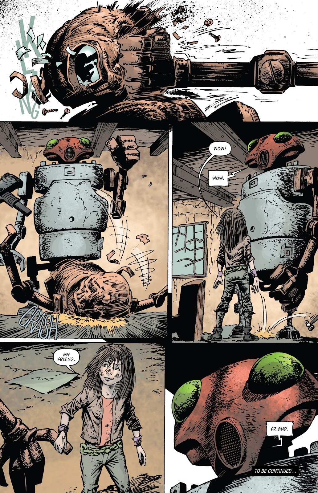 Zombies vs Robots (2015) Issue #1 Page 25