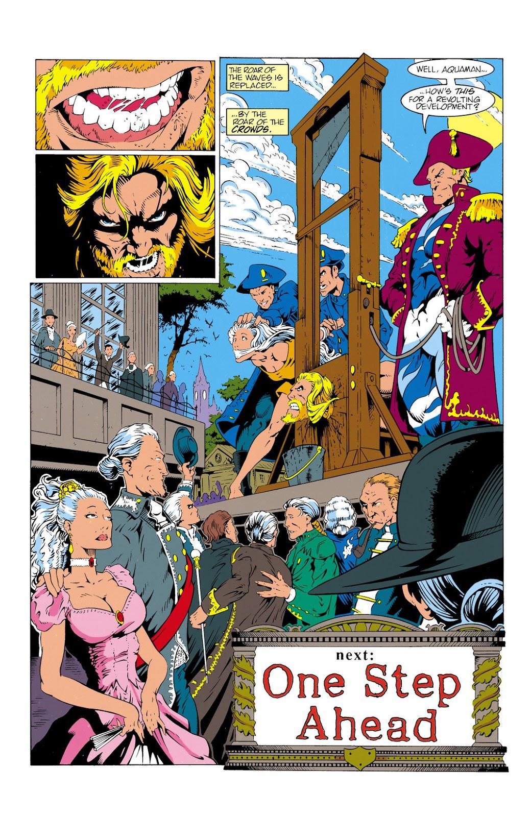 Aquaman (1994) Issue #12 #18 - English 23