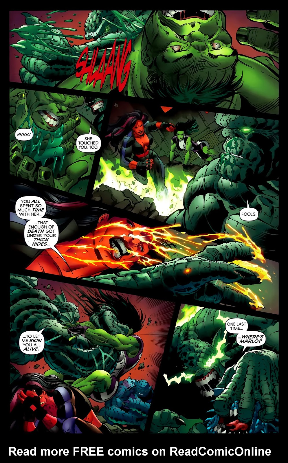 Incredible Hulks (2010) Issue #618 #8 - English 21