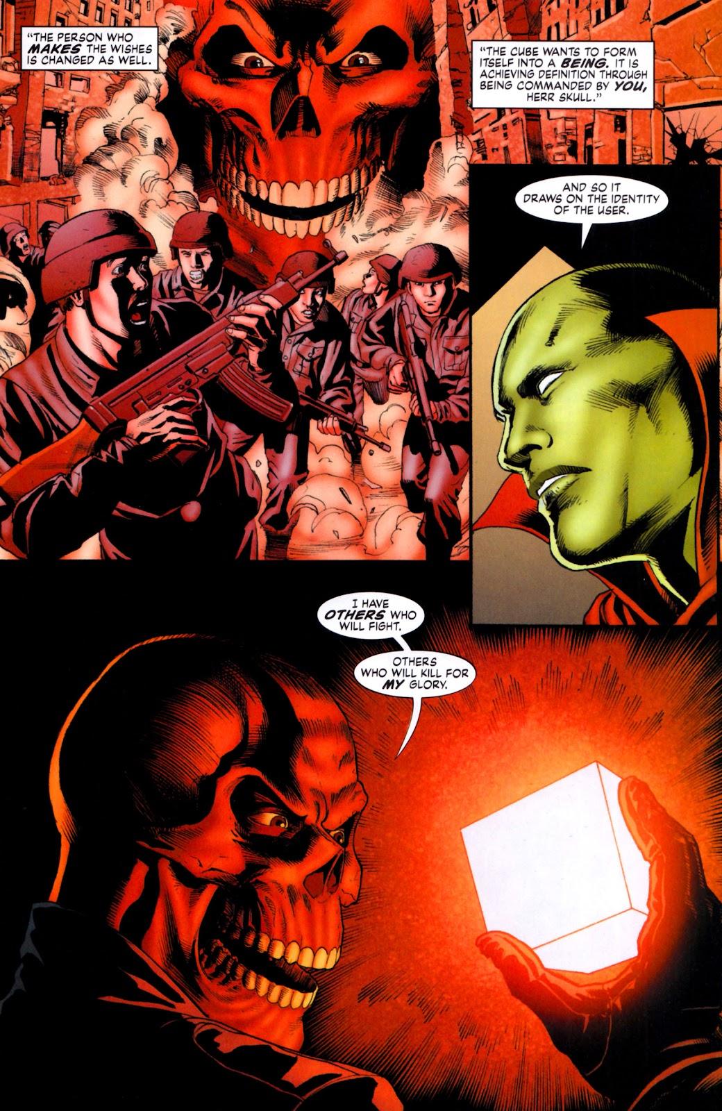 Avengers Invaders Vol 2008 11
