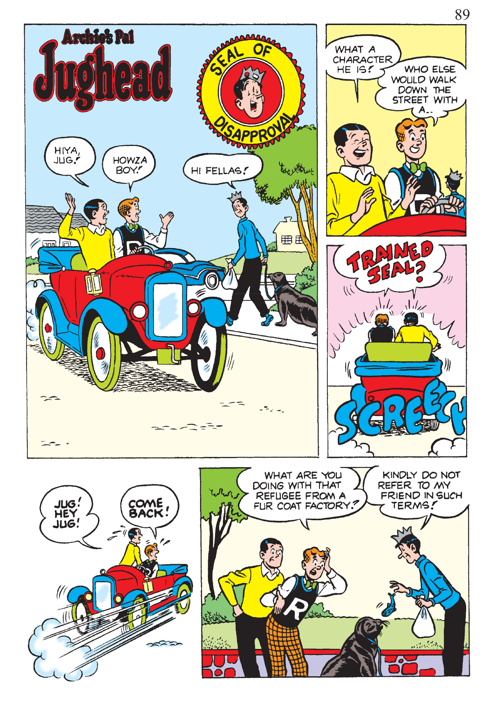 Read online The Best of Archie Comics comic -  Issue # TPB 1 (Part 1) - 87