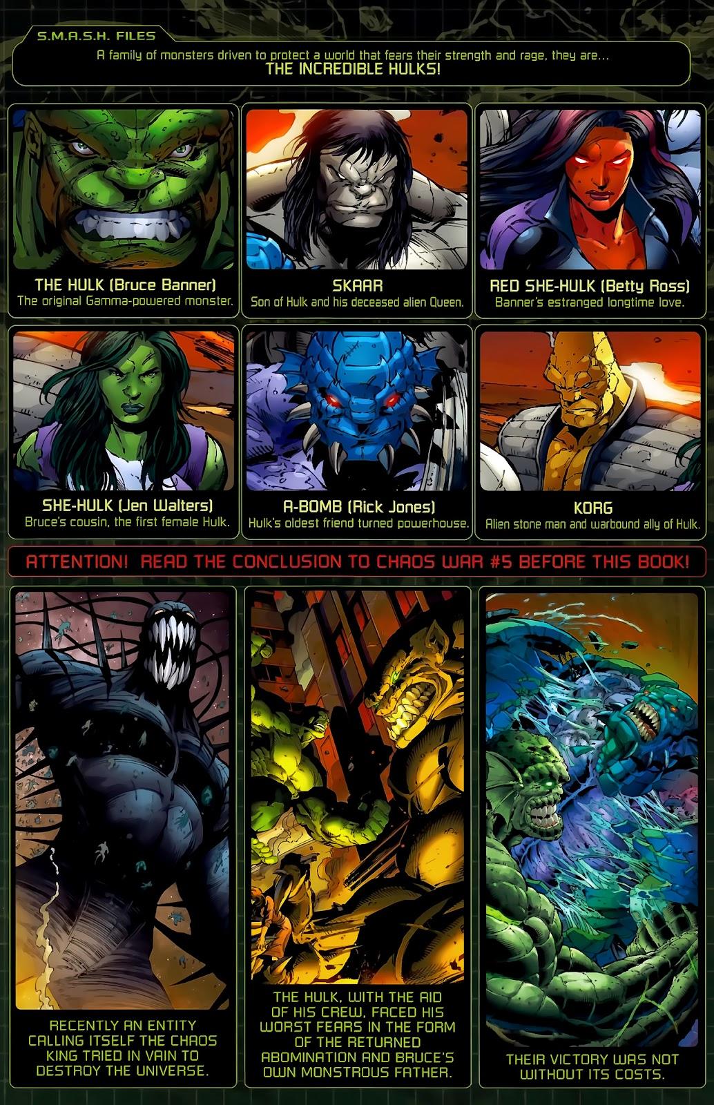 Incredible Hulks (2010) Issue #621 #11 - English 2