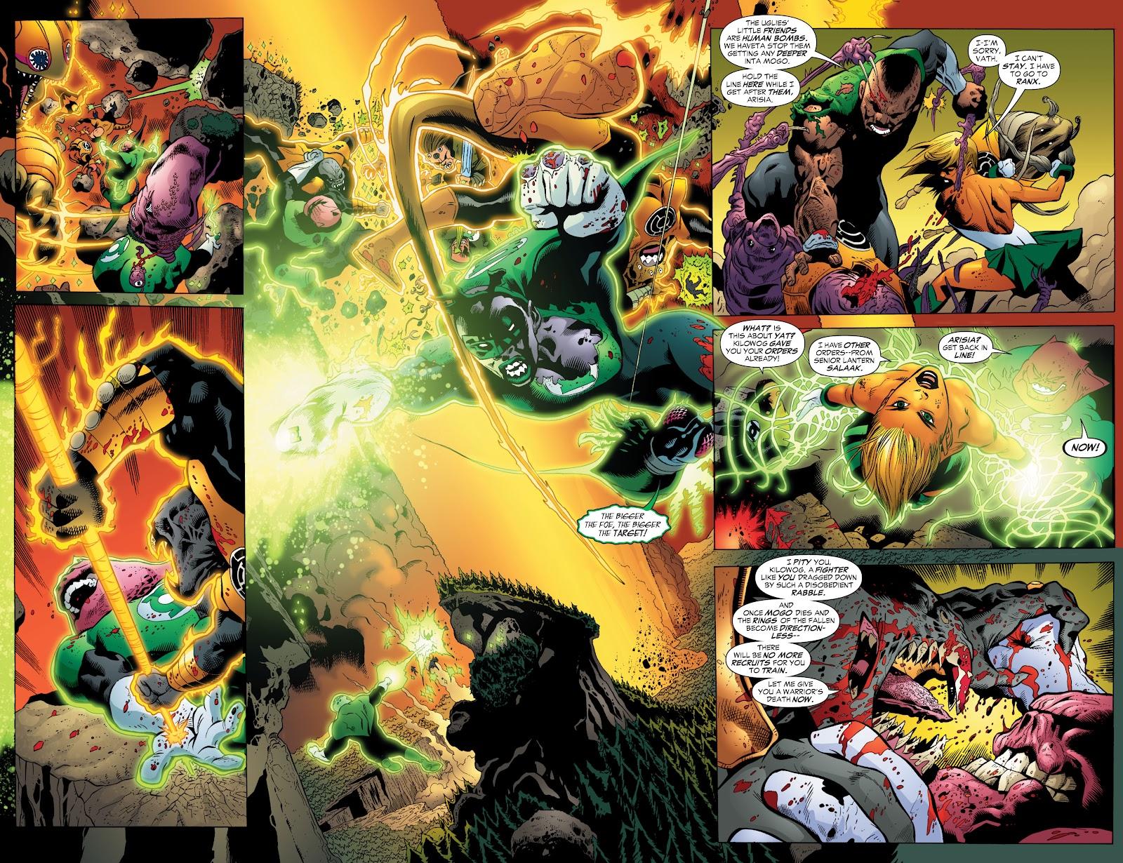 Green Lantern: The Sinestro Corps War Full #1 - English 161