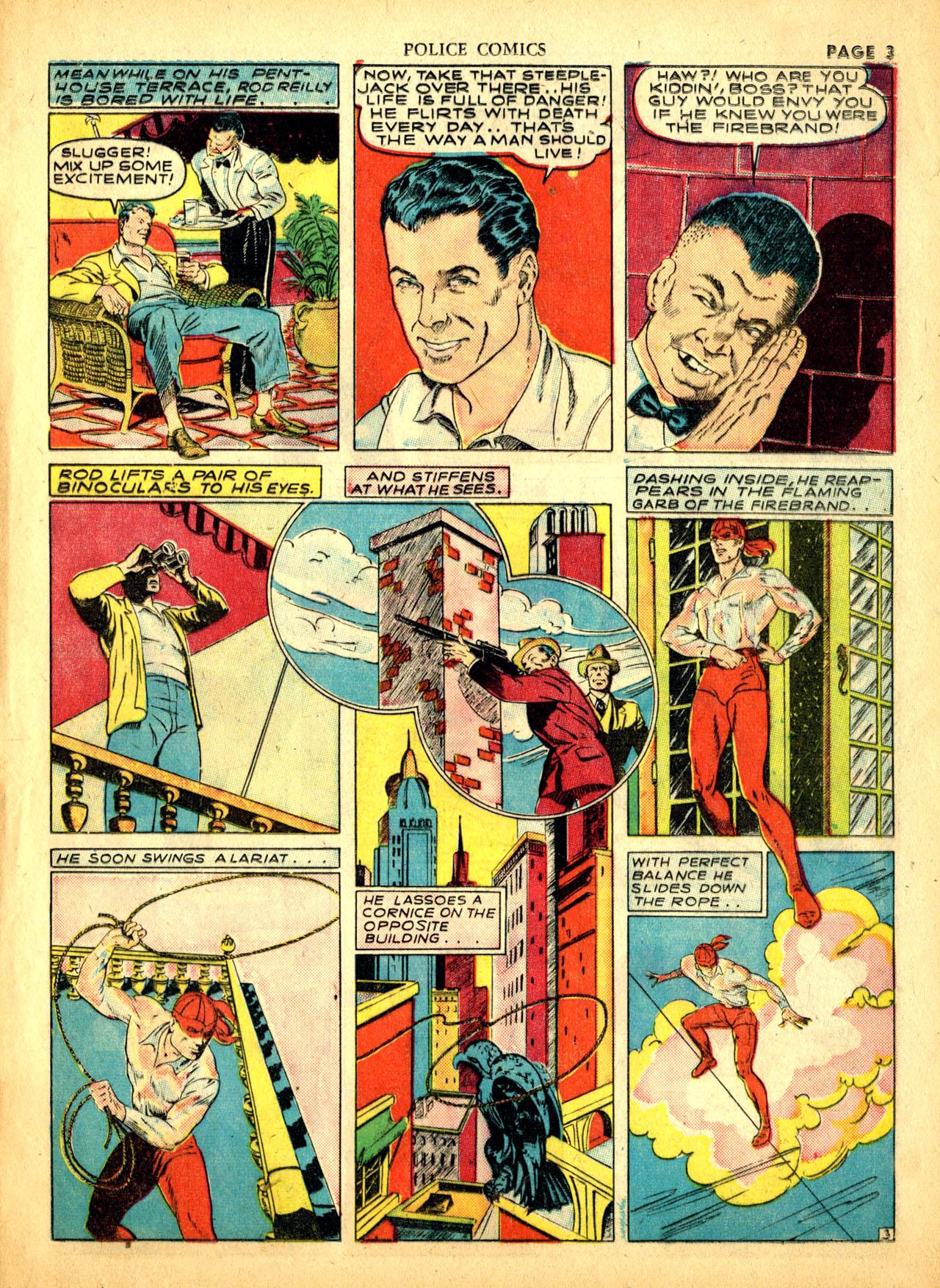 Police Comics #1 #127 - English 6