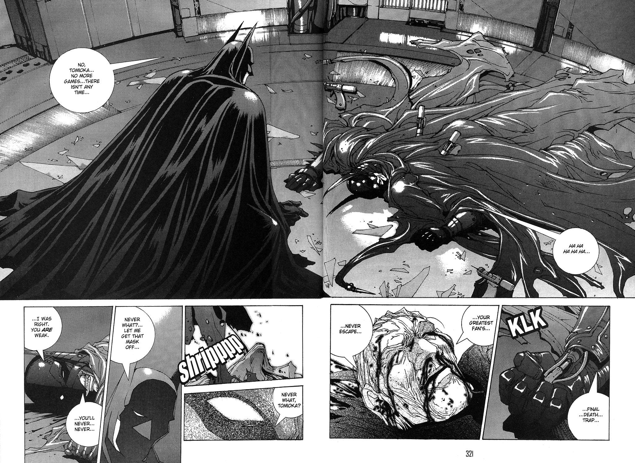 Read online Batman: Child of Dreams comic -  Issue # Full - 304