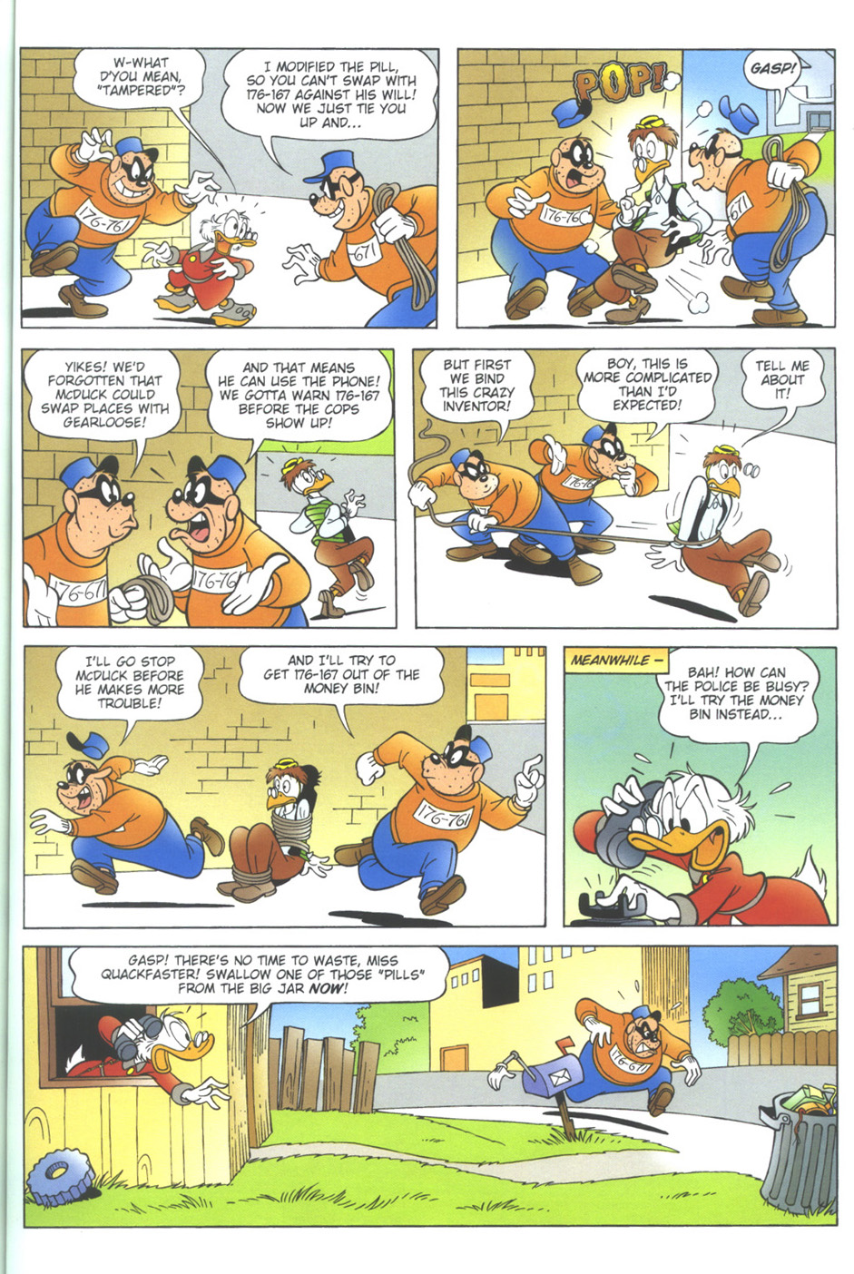 Uncle Scrooge (1953) Issue #337 #337 - English 55