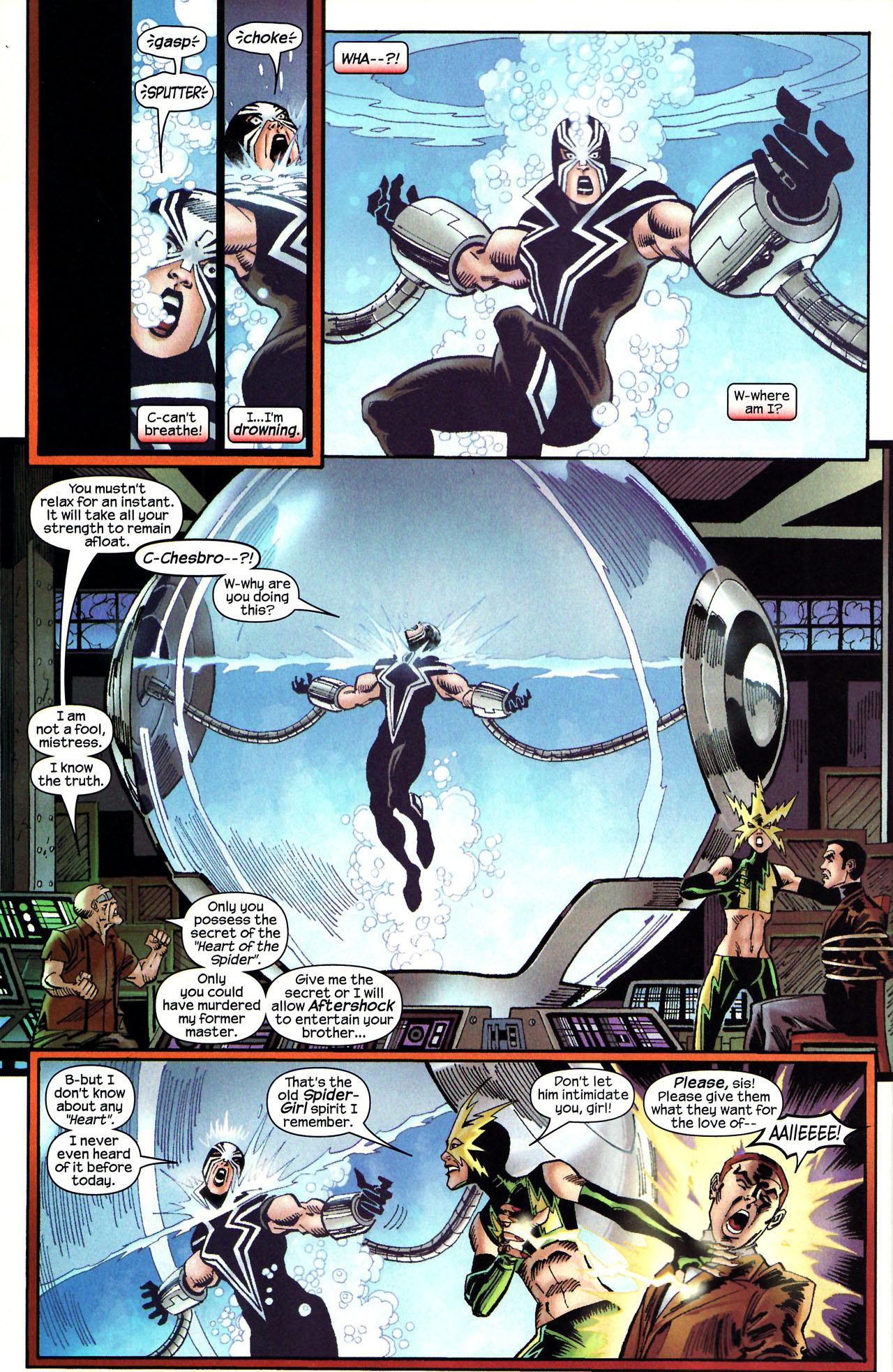 Amazing Spider-Girl #15 #16 - English 32