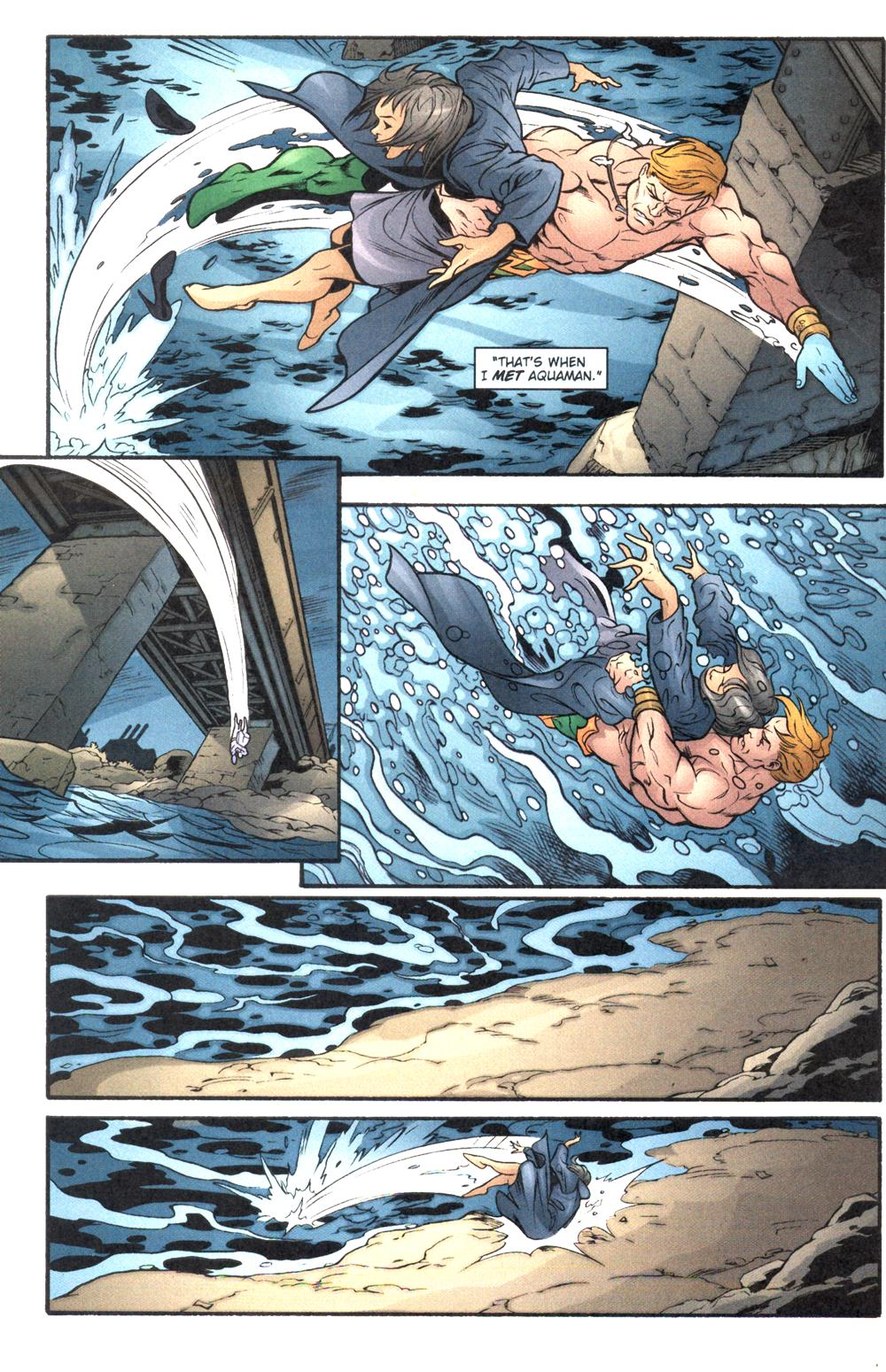Aquaman (2003) Issue #14 #14 - English 20