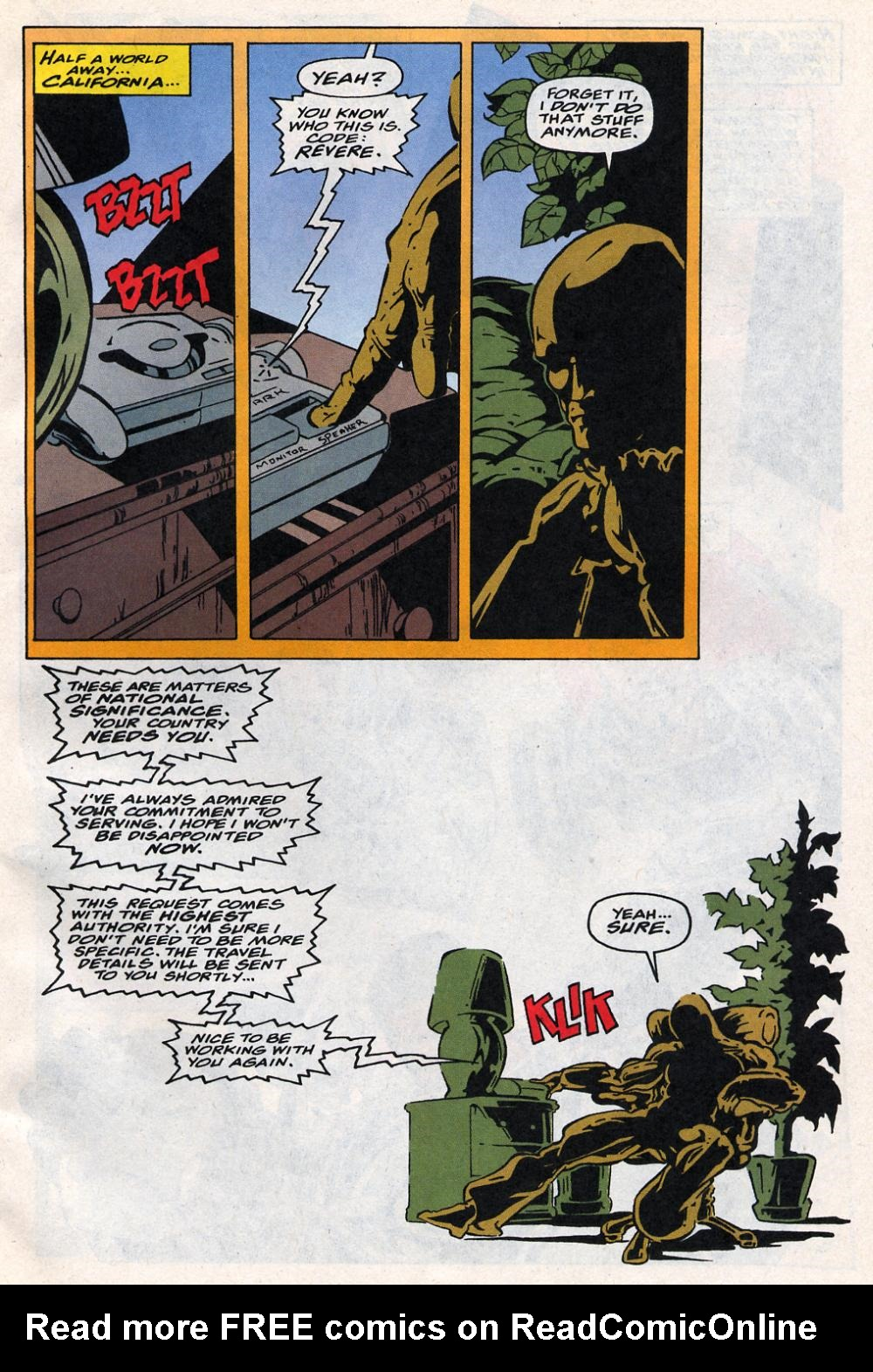 Force Works Issue #12 #12 - English 34