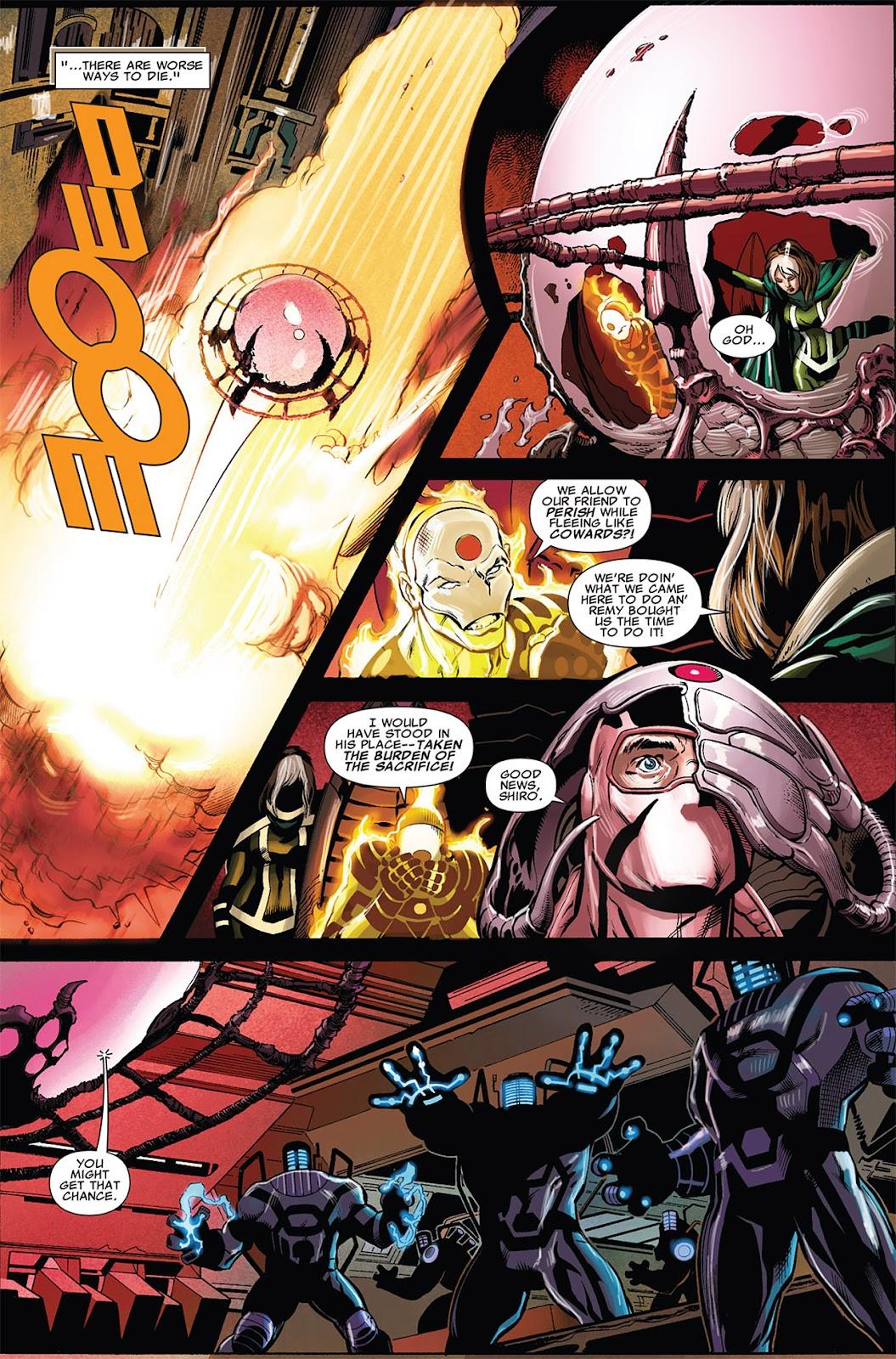Uncanny X-Force (2010) Issue #13 #14 - English 8