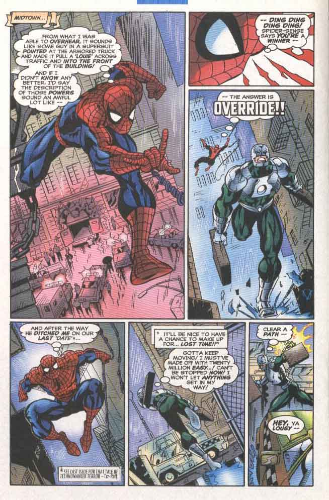 Read online The Sensational Spider-Man (1996) comic -  Issue #33 - 14