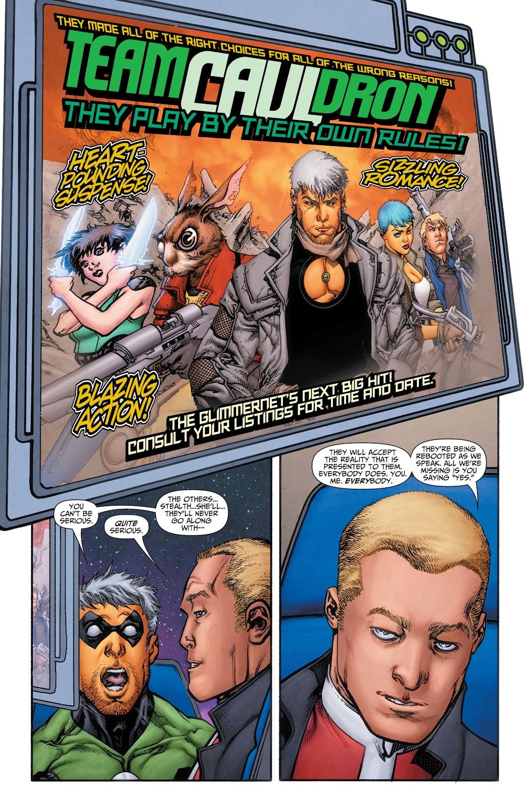 Threshold (2013) Issue #8 #8 - English 17