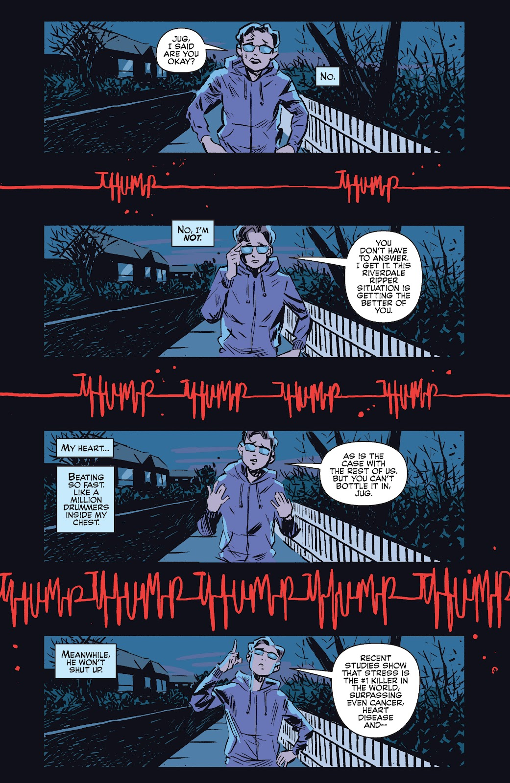 Jughead The Hunger Issue #0 #1 - English 17